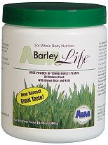 NEW AIM BARLEYLIFE, More Affordable, More Nutritious