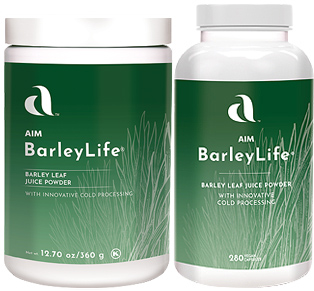 BarleyLife - Finally, nutrition that makes a difference !