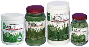 AIM's previous Barley Green Juice Products