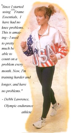 Debbi Lawrence USA Race Walker