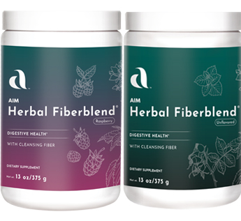 Raspberry Herbal Fiberblend