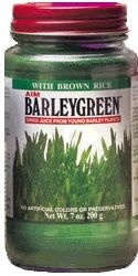 AIM's previous 7oz Barley Green Juice Powder